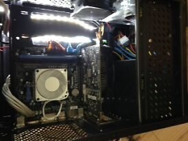 Custom built gaming pc quick sale!!! £250 off