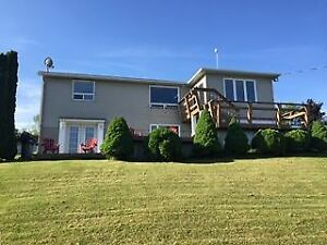RICE LAKE YEAR ROUND HOME FOR SALE
