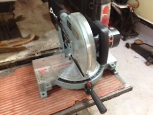 """SCIE A ONGLETS ELECTRIQUE 10"""" DELTA POWER MITER SAW"""