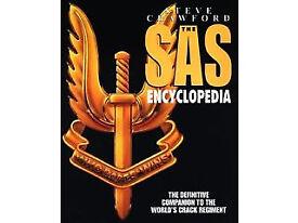 The SAS Encyclopedia Hardcover.