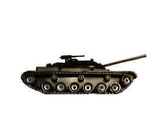 Scale Model Tanks