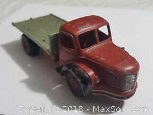 Old Dinky Meccano Flatbed Truck