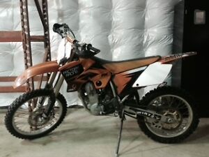 Power and Quality....KTM 450