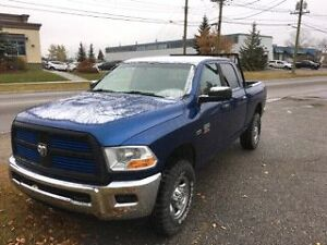 2010 Dodge Ram 2500 257000km mostly high way.