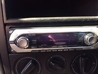 Used Sony Car Stereo with Amplifier and Speakers