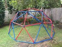 Outdoor Climbing Frame - Solid and Excellent Condition St Ives Chase Ku-ring-gai Area Preview