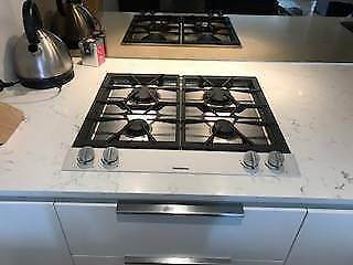 Gaggenau gas cook top.  45% off retail.  12 months old!