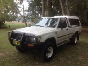1994 Toyota 4x4 Diesel Hilux Ute Iluka Clarence Valley Preview