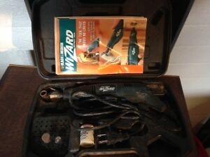 Wizard rotary tool