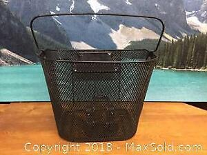 Bell Bicycle Basket New