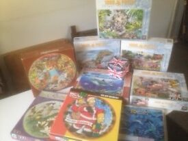 Jigsaw Puzzles - various styles and sizes
