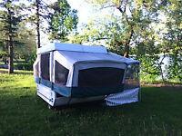 Tente roulotte Fleetwood Cedar