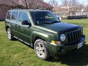 2008 Jeep Patriot North Hatchback