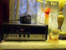 harrier hq homebase cb radio