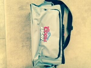 Cooler Bag with side cup holders