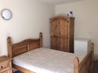 Available end of March- Double en-suite room, Pall Mall, Liverpool 3 -