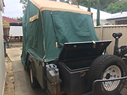 2014 PMX Hard top Camper trailer East Victoria Park Victoria Park Area Preview