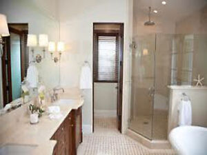 Shower Bases ,Shower Walls Vanity Tops and More Cambridge Kitchener Area image 9