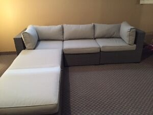 OUTDOOR SECTIONAL EXCELLENT CONDITION!!!