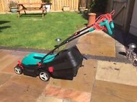 Bosch Rotek 340ER, Electric Lawn mower. surplus to requirements. great condition. £40 ono
