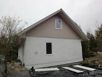 2 bedroom strawbale home