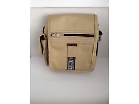 Canvas Shoulder Travel BAG Cross Body.