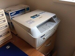 Samsung Multi-function Laser Printer/Scanner Model SCX4100 with Spare Cartridge