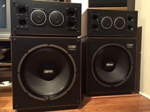 Audiosphere Research Monitor 18L Speakers