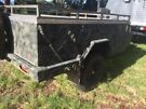 Custom rear fold off road camper trailer Bayswater Knox Area image 2
