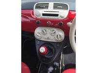 Fiat 500 Colour Therapy - Stop/Start