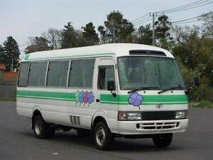 2001 Toyota Coaster 4x4, 4wd, diesel turbo intercooled automatic Shannon Brook Richmond Valley Preview
