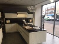 URGENT TOP QUALITY EX_DISPLAY GERMAN KITCHENS FOR SALE SHOWROOM CLOSURE