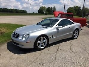 2005 Mercedes SL 500  (CCL)