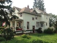 Great Character Home in Camrose