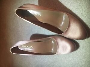 Prada Pumps in the Must Have Color of the Season