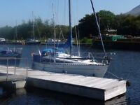 Leisure 27 Sailing Yacht
