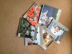 SELVEDGE Textile Magazines (6 magazines : issue 64 - 69)