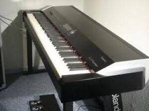 ROLAND V PIANO Edmonton Edmonton Area image 2