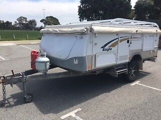 Jayco Eagle Outback camper 2010 Quinns Rocks Wanneroo Area Preview