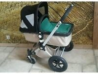 bugaboo chameleon with free grace pushchair