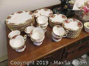 Royal Albert Old Country Rose A