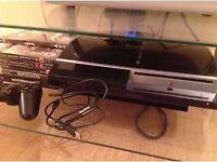 PS3 + 8 games