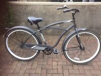 Huffy Gents USA style cruiser bicycle - New