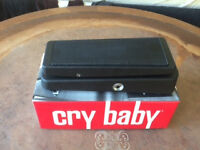 BRAND NEW: Cry Baby Wah pedal