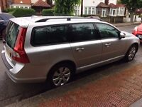 Volvo V70 2,4D 2008, 58 number plate, FOR SALE - Low mileage