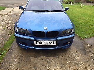 BMW 330D MSPORT FULLY LOADED TO THE MAX