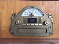Steepletone Retro E516 Truro Encode X2 - MP3 USB Recording Nostalgic Turntable Music Centre