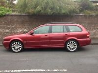 2005 Jaguar XType 2.0d Estate Low Mileage Ideal Family Car