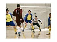Sunday morning football players wanted (indoor 5/6 a side)