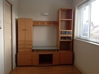 John Coyle Wall Unit - Free (Collection Only)
